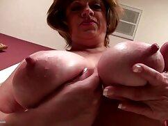 Esposa real tiene orgasmos hermosos y fisting videos de senoras cojiendo para milfs.