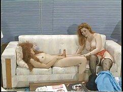 Hottie le gusta más con una gran señoras cojiendo polla y su coño destrozado