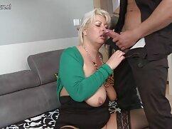 Capri Chloe follada señoras viejas cojiendo duro por el socio comercial de papá -