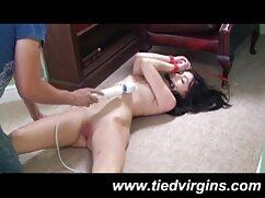 Rubia con senoras casadas cojiendo tetas enormes obtiene su vagina apretada perforada duro
