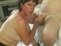 Leather - Curvy Cuban Maid Destiny obtiene un gran culo señoras cojiendo follado por su cliente