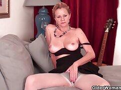 ¡La puma canadiense Shanda Fay clava a su marido en cojiendo señoras mexicanas su culo!